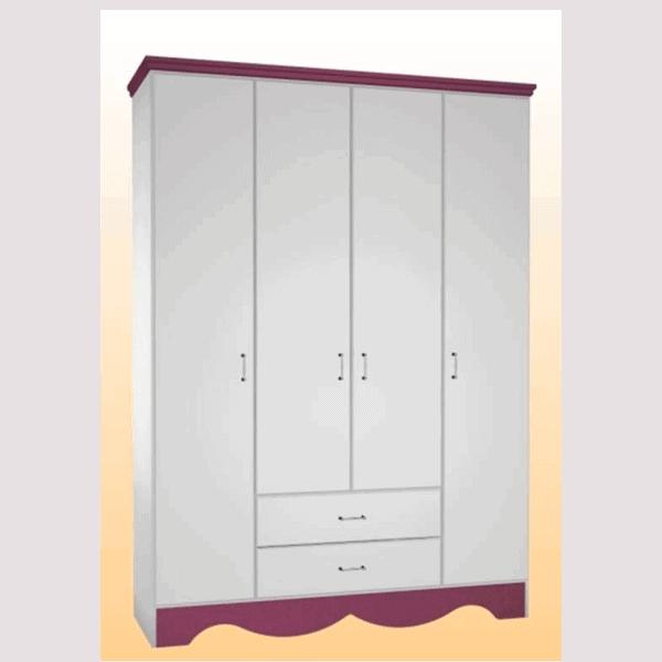 ארון 4 דלתות דגם R0048 ר.א