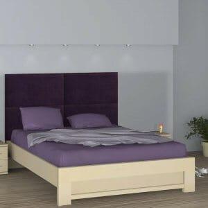 מיטה זוגית ר.א דגם 397