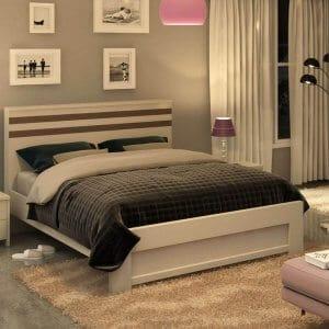 מיטה זוגית ר.א דגם 402