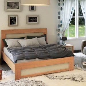 מיטה זוגית ר.א דגם 403