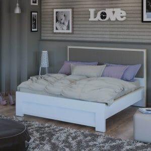 מיטה זוגית ר.א דגם 404