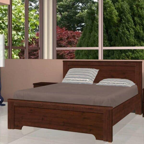 מיטה זוגית ר.א דגם משי