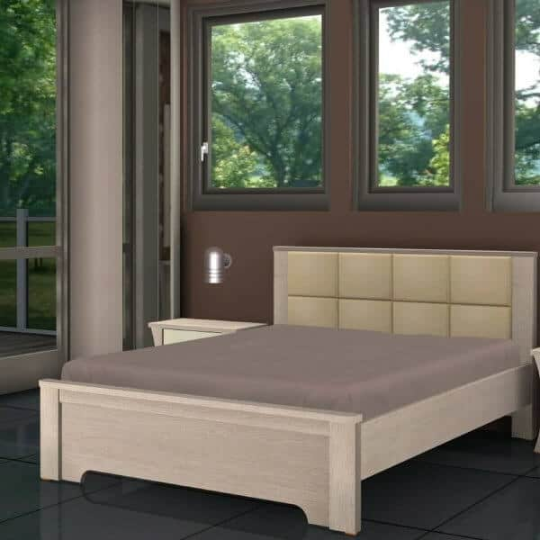 מיטה זוגית ר.א דגם רפאלה