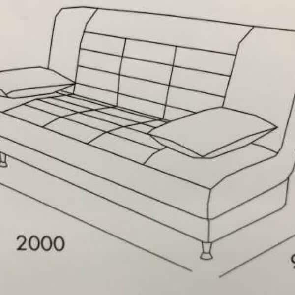 מיטה וחצי מידות