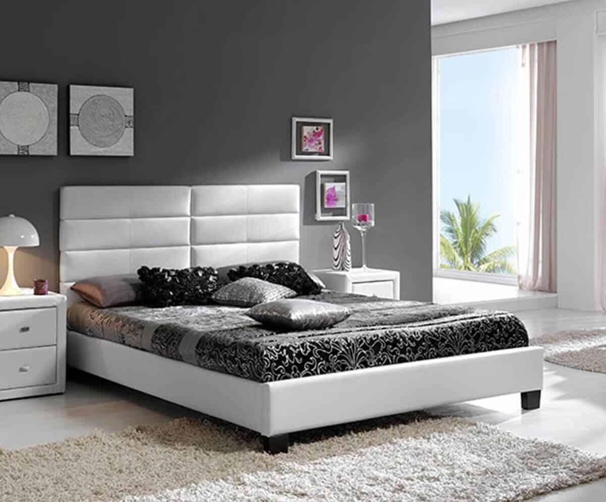 מאוד מיטה זוגית עם ארגז מצעים | מבחר גדול | מחיר אליפות | LR KA-02
