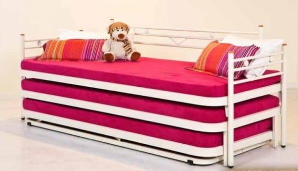 מיטה נפתחת ל 3