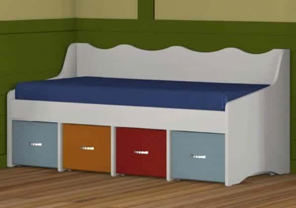 מיטות ילדים במבצע