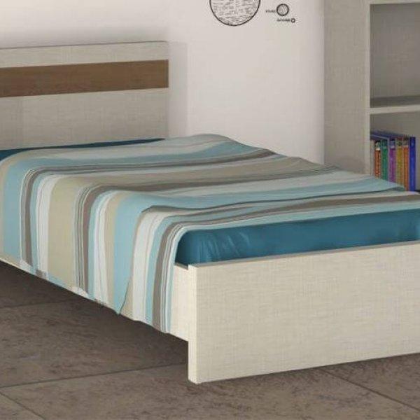 מקורי מיטה וחצי מידות | המדריך לרכישת מיטה וחצי | לילך רהיטים HZ-09
