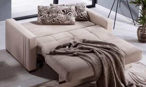ספה נפתחת למיטה זוגית