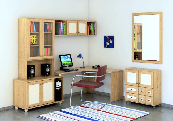עמדות לימודים,כתיבה,מחשב ועבודה